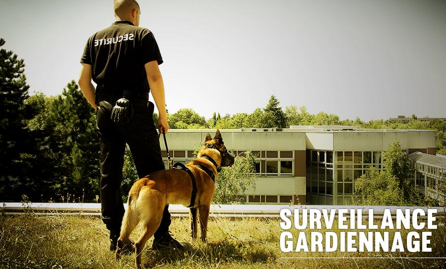 Société de sécurité gardiennage et surveillance