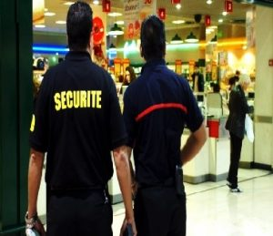 Agent de sécurité à Metz